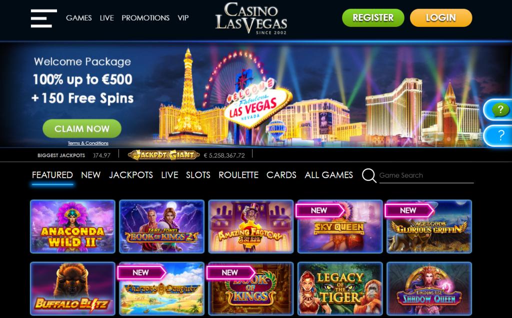 CasinoLasVegas main