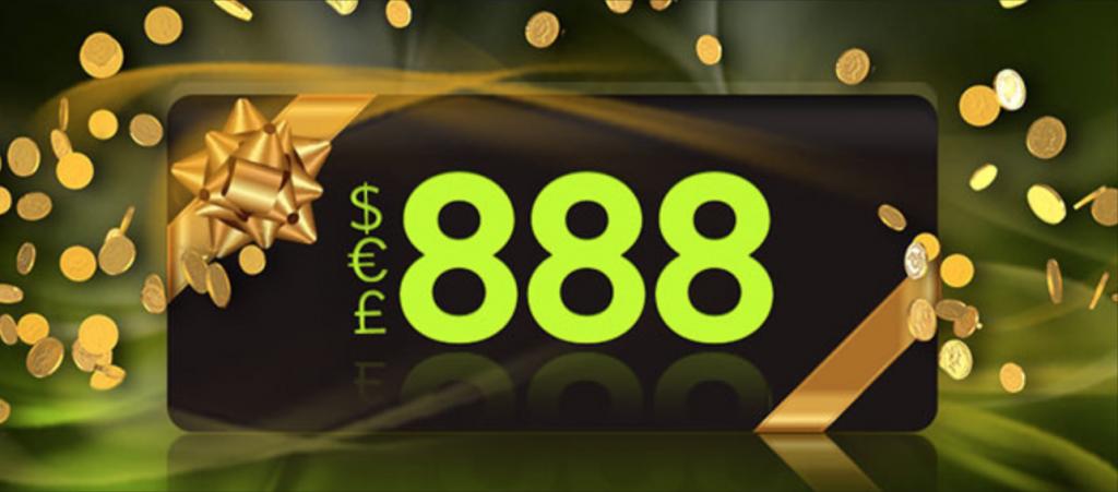 888 Vegas Casino bonus