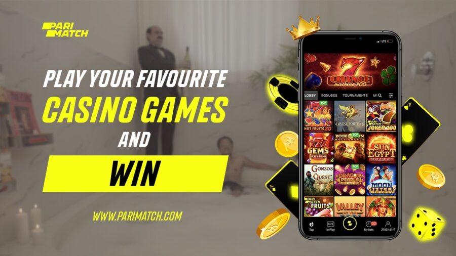 parimatch casino mobile